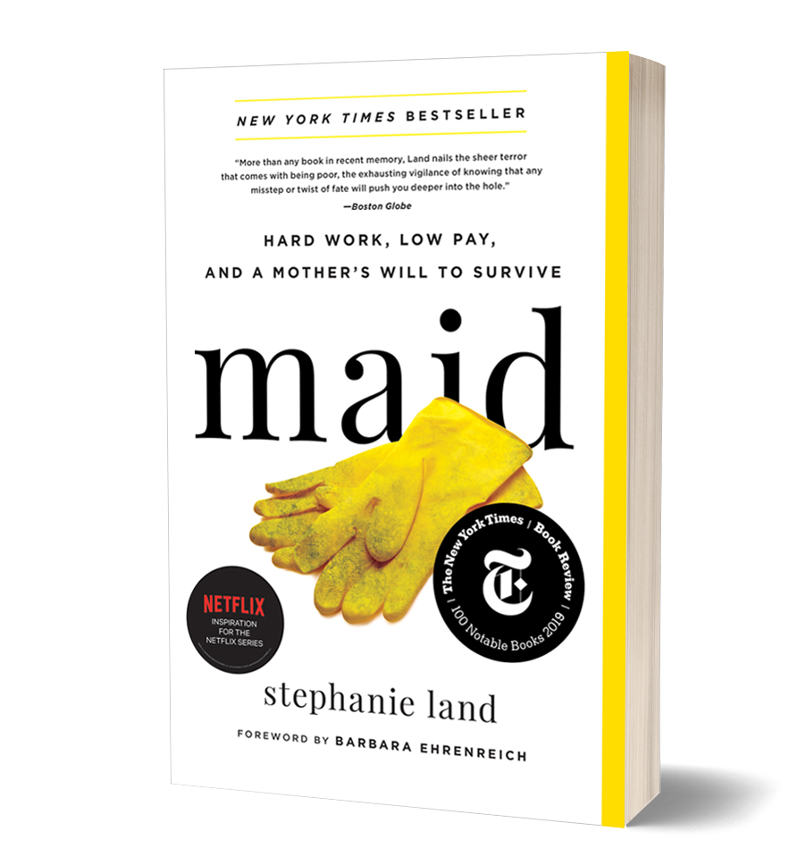 MAID paperback 2021