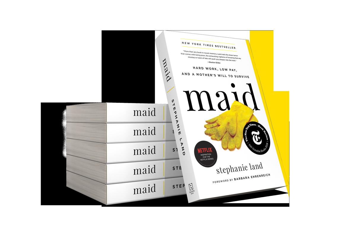 MAID paperbacks